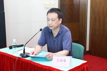 四川蓝星机械有限公司常务副总经理梅奇